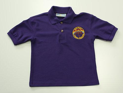 Wyke Regis Primary Polo Shirt -  Purple or White
