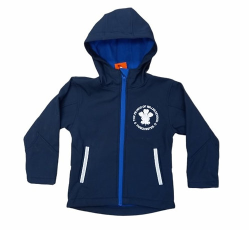The Prince of Wales School Soft Shell Jacket