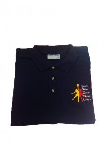 S & W Dorset Netball Lady Fit Polo Shirt