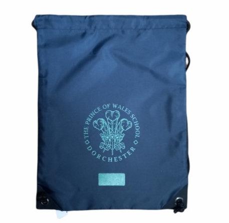 The Prince of Wales School PE Bag