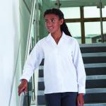 Sunninghill School Girls Revere Short or Long Sleeve Shirts