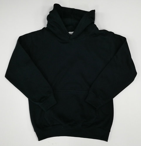 Budmouth Plain Navy Hoodie
