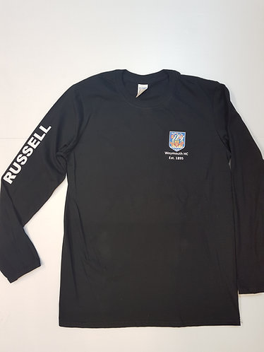 Weymouth Hockey Long Sleeve Social T-shirt