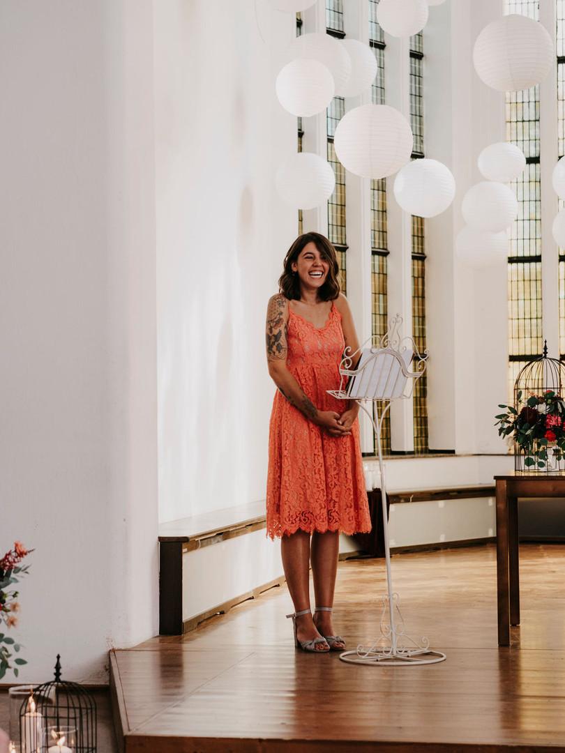 Hochzeitsrednerin Lola aus Berlin