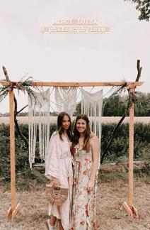 Janet und Luisa als Dreamteam für eure Hochzeit