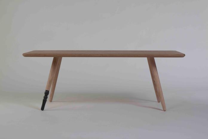Milk series coffee table