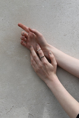 Stacking rings__SilverJewellery_Adornmen