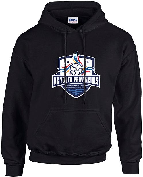 Fleece Hoodie (Large Logo)