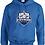 Thumbnail: Fleece Hoodie (Large Logo)