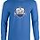 Thumbnail: Cotton Long Sleeve (Large Logo)