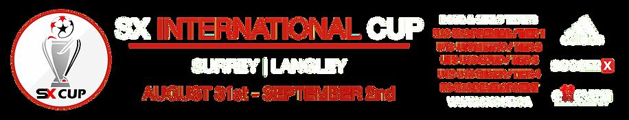 2019 SX International Cup | Fields/Facilities