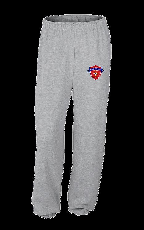 Fleece Sweat Pants (Small Logo)