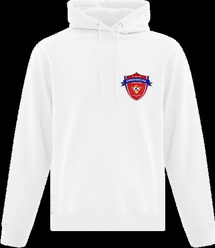 Fleece Hoodie (Small Logo)