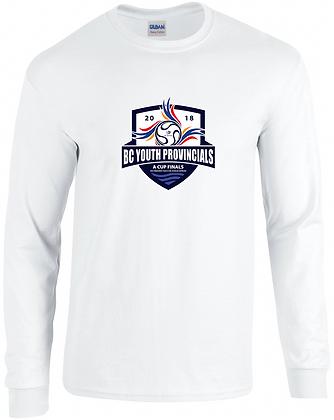Cotton Long Sleeve (Large Logo)