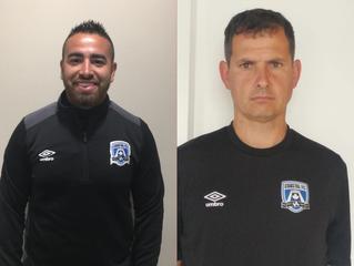 Coastal FC Announces BCSPL Intake Coaches