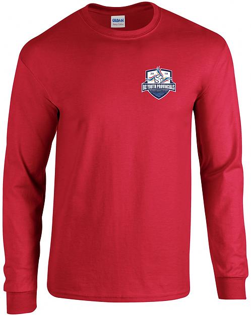 Cotton Long Sleeve (Small Logo)