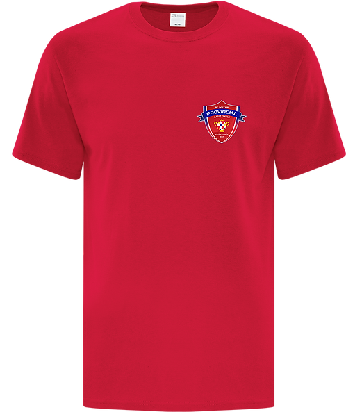 Cotton Short Sleeve (Small Logo)