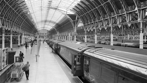 Paddington Train Station