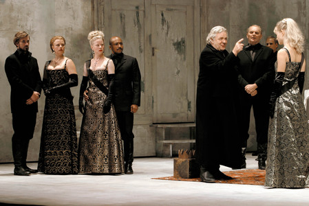 King Lear The Royal Dramatic Theatre