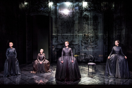 Marquise de Sade The Royal Dramatic Theatre Stockholm 2015 Director Stefan Larsson