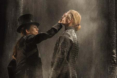 Dangerous Liaisons The Royal Dramatic Theatre 2014 Director Stefan Larsson
