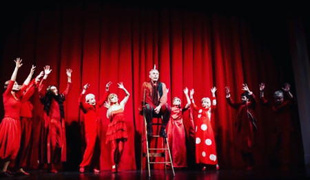 Fanny and Alexander Aarhus Theatre 2011