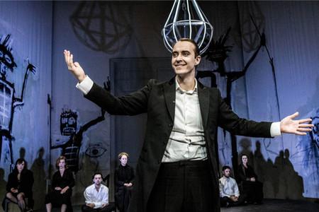 Richard III The Royal Dramatic Theatre 2014 Dir Stefan Larsson