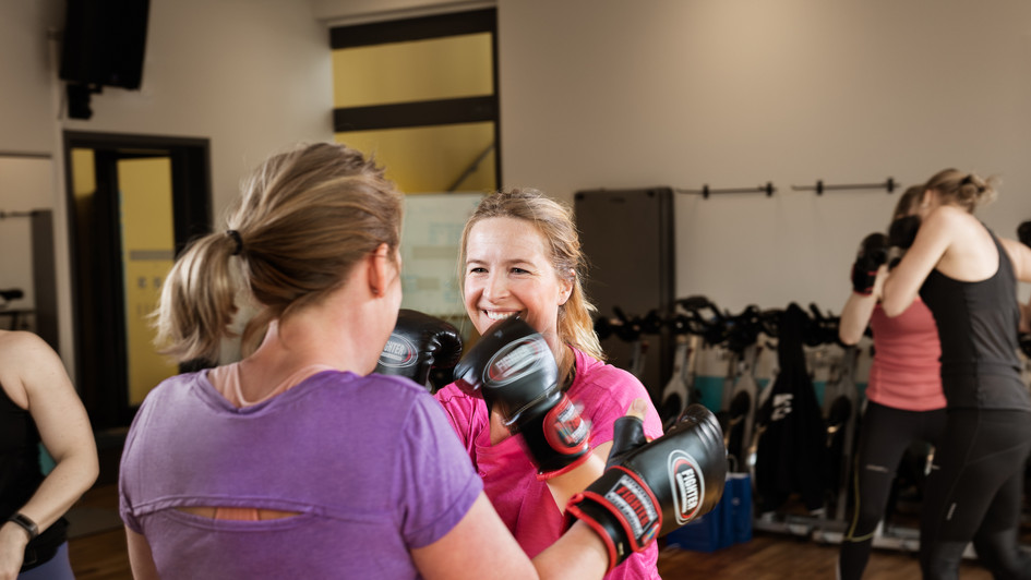Boxing at Actic