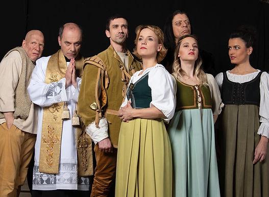 "15. November MUSICAL ""Die Saat des Satans"" von Bert Appermont. Rolle: Elisabeth de Gutere"