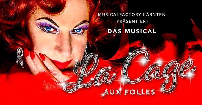 La Cage Aux Folles - Das Musical im VolXhaus Klagenfurt