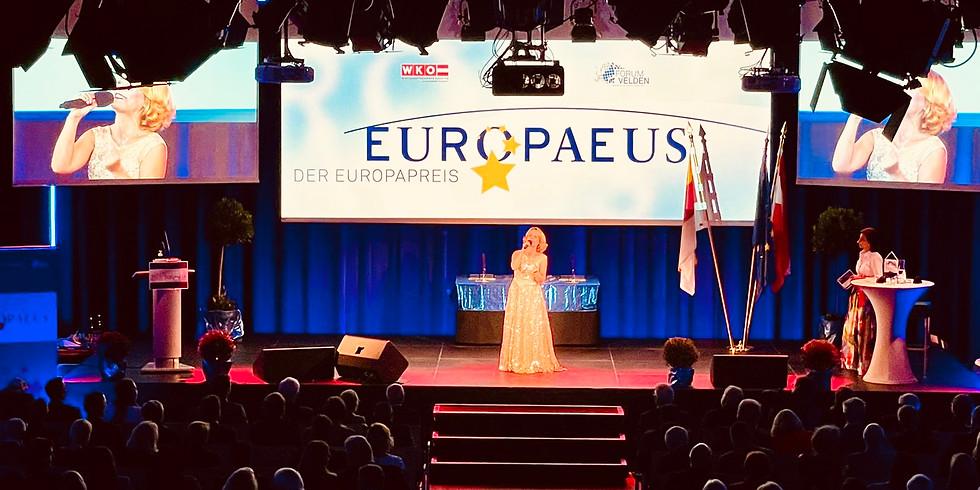EUROPAEUS Gala im Casineum Velden