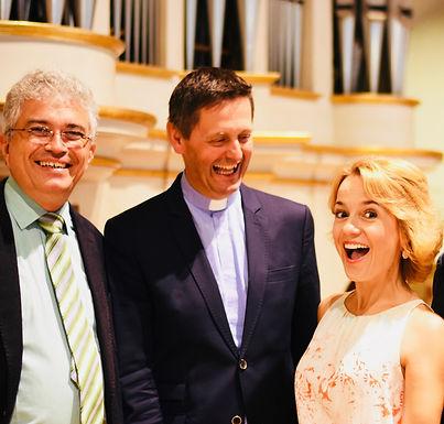 Pop & Gospel Messe im Klagenfurter Dom. Beginn: 19 Uhr