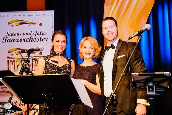 """""""ORF-Lange Nacht der Tanzmusik"""" mit dem Salon- und Tanzorchester Imperial"""