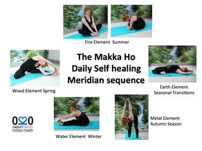 Makka Ho Meridian Exercises