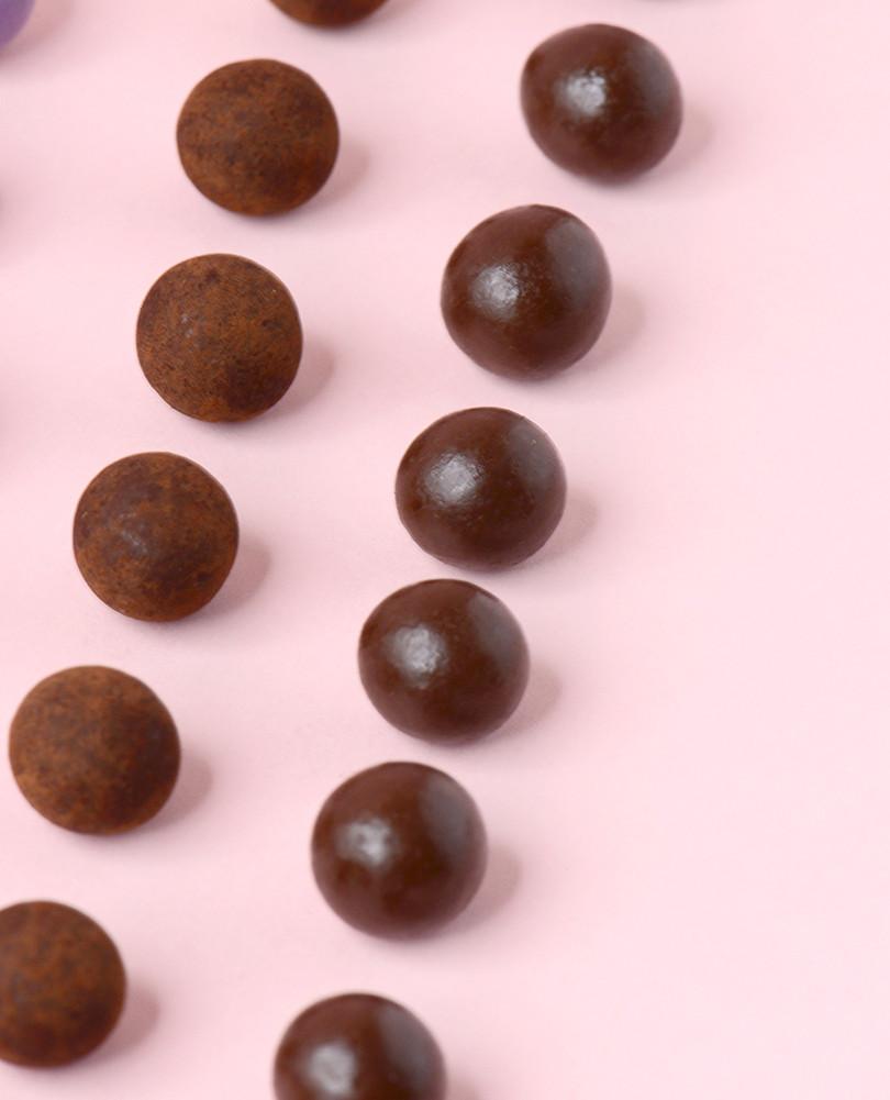 脆皮巧克力軟糖