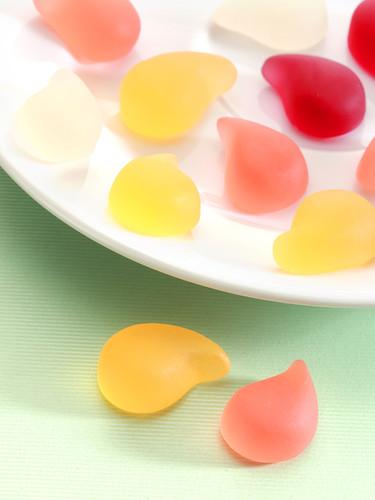 「無糖」軟糖