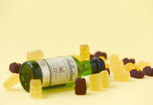 造型軟糖/油面