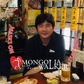 Mongolia Walker CEO 編集長