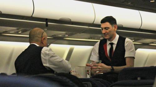 Qantas Airways Flight Reports