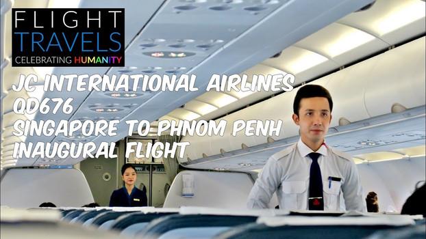 QD676 | SIN-PNH | Economy Class
