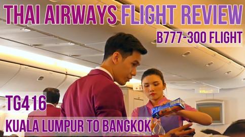 TG416 | KUL-BKK | Economy Class