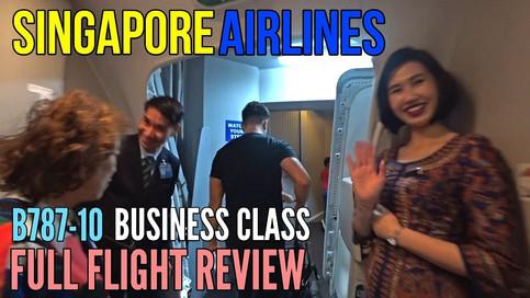 SQ983 | BKK-SIN | Business Class