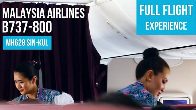 MH628 | SIN-KUL | Economy Class