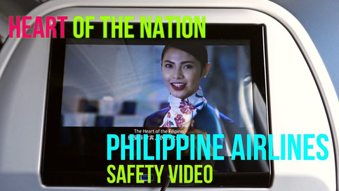 Philippine Airlines   Safety Video   A330-300