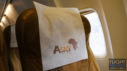 ASKY Airlines Flight Experience - Free Seating Onboard!