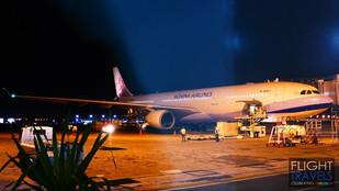 China Airlines CI751 Flight Review: Singapore to Surabaya