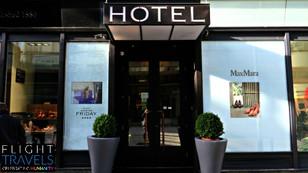 Friday Hotel (Prague, Czech Republic) Review