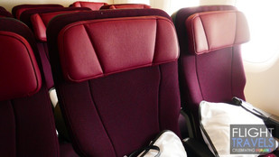 The Refurbished Qantas A380 Experience - Flying Economy Class to Los Angeles