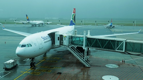 South African Airways Flight Reports