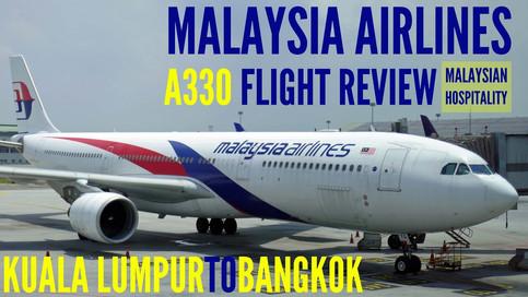 MH782 | KUL-BKK | Economy Class